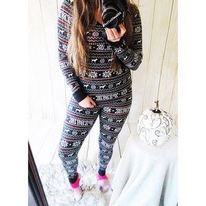 Victoria's Secret PINK Pajama set ❄️